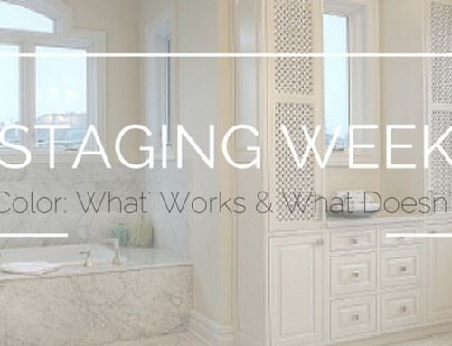 The First Room(s) That Should Be Staged When Selling a Home