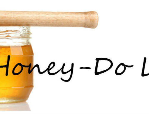 Your Home's Honey Do List for May