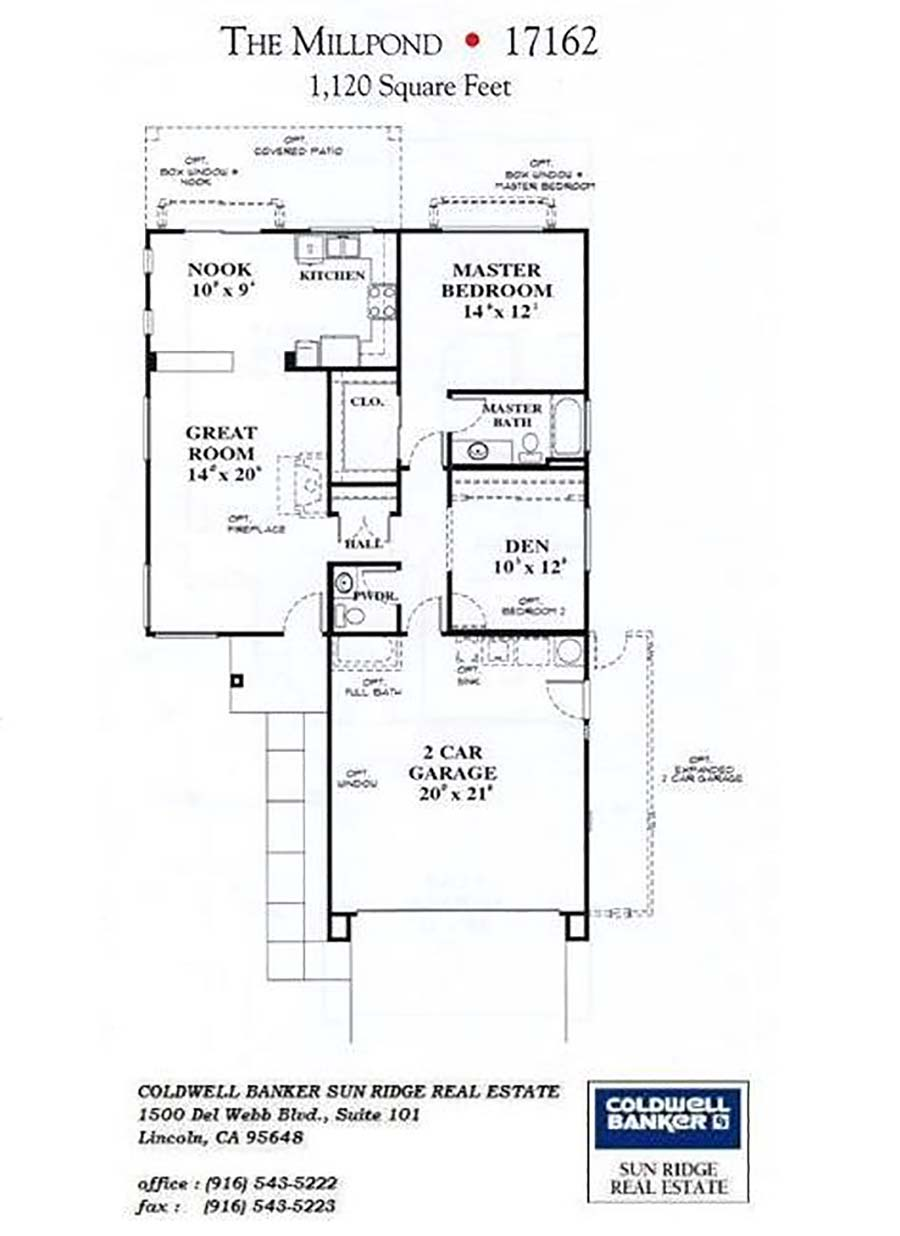 Sun City Lincoln Hills Floor Plans Lincoln Roseville Folsom Loomis Ca Real Estate Coldwell Banker Sun Ridge Real Estate